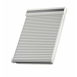Roleta na okno dachowe VELUX SML PK10 94x160 zewnętrzna elektryczna tytan-cynk