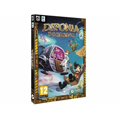 Gry PC, Gra PC Deponia: Doomsday (kod STEAM) - PRE-ORDER - 5902385102049