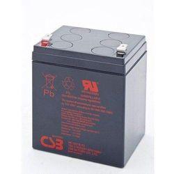 Akumulator żelowy wymienny 12V 5,3Ah CBS Orvaldi HR1221W F2