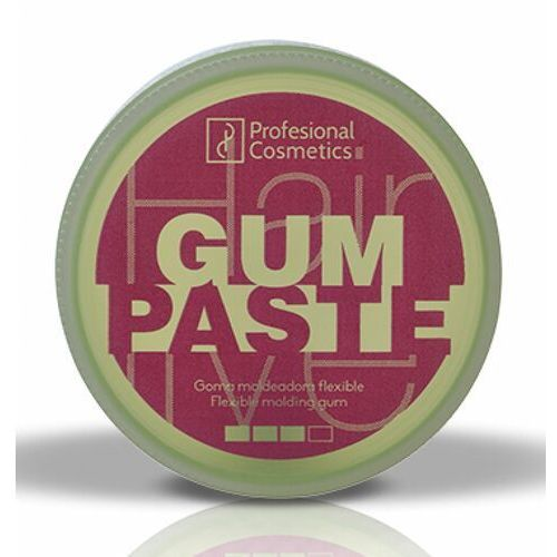 Stylizowanie włosów, Profesional Cosmetics HAIRLIVE GUM PASTE Guma modelująca do włosów