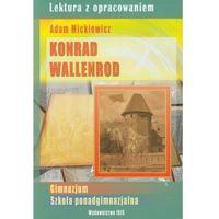 Lektury szkolne, Konrad Wallenrod (opr. miękka)