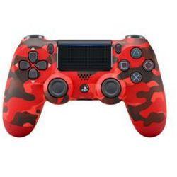 Kontroler bezprzewodowy SONY PlayStation DUALSHOCK 4 v2 Czerwony Moro