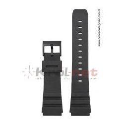 Pasek 200F2P - czarny, silikonowy