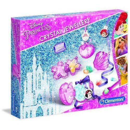 Kreatywne dla dzieci, Zestaw kreatywny Kryształowe klejnoty Księżniczki