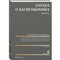 Biblioteka biznesu, Ustawa o rachunkowości komentarz - praca zbiorowa (opr. twarda)