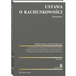 Ustawa o rachunkowości komentarz - praca zbiorowa (opr. twarda)