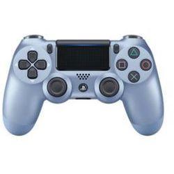 Kontroler bezprzewodowy SONY PlayStation DUALSHOCK 4 v2 Niebieski Tytanowy