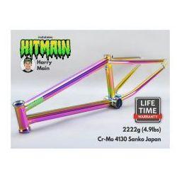"Rama BMX Mafiabikes Hitmain 20.8"" Purple Fuel"