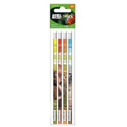 Ołówek z gumką STARPAK 242350 Animal Planet (4 sztuki)