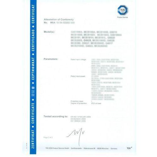 Piły i pilarki, Maktek G5025OB promocja (--68%)