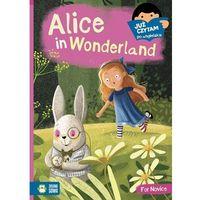 Książki dla dzieci, Alice in Wonderland, I Can Read - Opracowanie zbiorowe (opr. miękka)