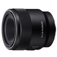 Obiektywy do aparatów, Obiektyw Sony FE 2,8/50 Macro (SEL50M28.SYX) Darmowy odbiór w 20 miastach!