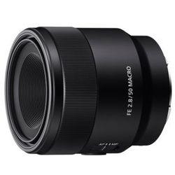 Obiektyw Sony FE 2,8/50 Macro (SEL50M28.SYX) Darmowy odbiór w 20 miastach!