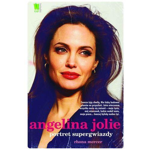 E-booki, Angelina Jolie. Portret supergwiazdy - Rhona Mercer