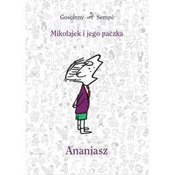 Mikołajek i jego paczka Ananiasz [Goscinny Rene, Sempe Jean-Jacques] (opr. twarda)