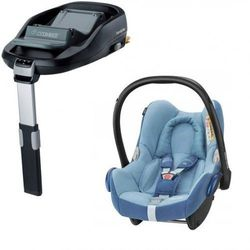 Fotelik Maxi-Cosi CabrioFix + baza familyfix Frequency Blue
