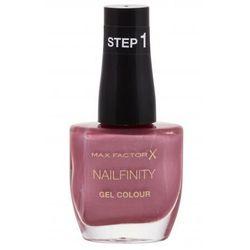 Max Factor Nailfinity lakier do paznokci 12 ml dla kobiet 240 Starlet