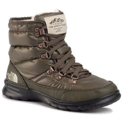 Śniegowce THE NORTH FACE - Thermoball Lace New Taupe Green/Vintage White