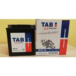 Akumulator motocyklowy TAB YTX7L-BS (MYTX7L-BS) 12V 6Ah 70A P+