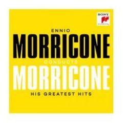 Ennio Morricone conducts Morricone - His Greatest Hits (CD) - Ennio Morricone DARMOWA DOSTAWA KIOSK RUCHU