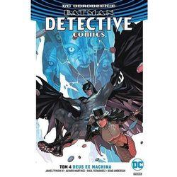 Batman Detective Comics Tom 4 Deus Ex Machina - Praca zbiorowa (opr. miękka)