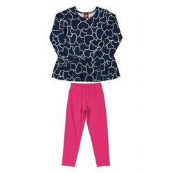 Komplet dziewczęcy bluza+spodnie 3P39A4 Oferta ważna tylko do 2023-08-19