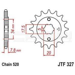 Zębatka przednia jt f327-14, 14z, rozmiar 520 2200489 kymco mxu 50, honda vt 125