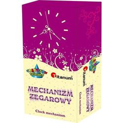 Dodatek dekoracyjny Titanum Craft-fun mechanizm do zegarka (flower)