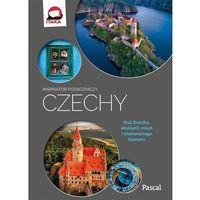 Mapy i atlasy turystyczne, Czechy Inspirator podróżniczy - Praca zbiorowa (opr. broszurowa)