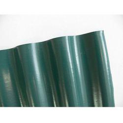 Obrzeża ogrodowe faliste – krawężnik 9x0,15m zielony