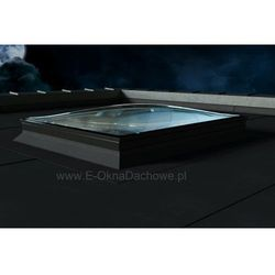 Okno do płaskiego dachu OKPOL PGX B6 Spherline 90x120