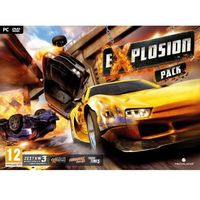 Gry na PC, Explosion Pack (PC)