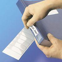 Pozostałe bindownice i dodatki, Kieszonki samoprzylepne Opus O.Pocket Sticky S-7, 25x75mm, 24szt.
