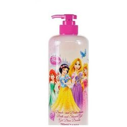 Princess Bath & Shower Gel żel pod prysznic i do kąpieli Raspberry 750ml