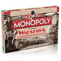 Łamigłówki, HASBRO Monopoly Warszawa XXlecie