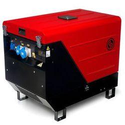 Agregat prądotwórczy jednofazowy Chicago Pneumatic CPPG 14AS