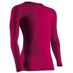 Koszulka junior długi rękaw Tervel COM 5003 rozm. 145-160 - carmine