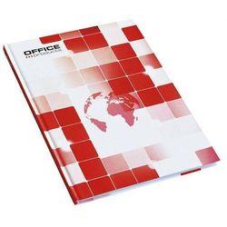 Brulion OFFICE PRODUCTS A5 kratka 96 Kartek - X01573