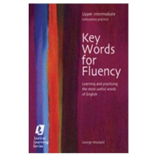 Książki do nauki języka, Key Words For Fluency Upper Intermediate Collocation Practice (opr. miękka)