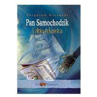 Książki dla dzieci, Pan Samochodzik i złota rękawica (opr. twarda)
