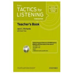 Tactics for Listening: Basic: Teachers Resource Pack