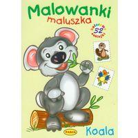 Książki dla dzieci, Koala Malowanki maluszka - Wysyłka od 3,99 - porównuj ceny z wysyłką (opr. miękka)