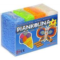 Kreatywne dla dzieci, Piankolina 4 Niebieska