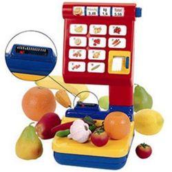 Theo Klein Supermarket Scale w. Weight