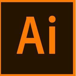 Adobe Illustrator CC ENG (1 użytkownik) EDU