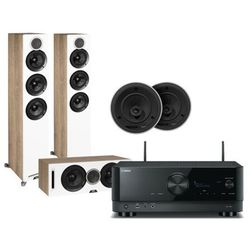 Yamaha RX-V6A + Debut Reference F5 + Debut Reference C5 + 2 x CCM664