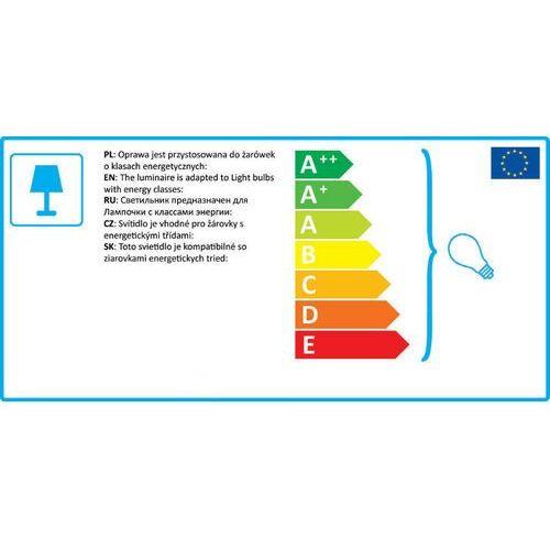Lampy sufitowe, Italux Sardo Rain PND-5581-3-BK+RNAMB lampa wisząca zwis 3x40W E27 czarna/bursztynowa