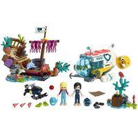 Klocki dla dzieci, 41378 NA RATUNEK DELFINOM (Dolphins Rescue Mission) KLOCKI LEGO FRIENDS