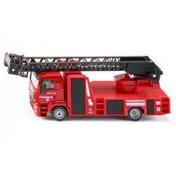 Pojazd Straż Pożarna z drabiną. Darmowy odbiór w niemal 100 księgarniach!