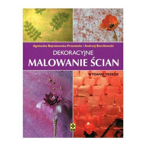 Leksykony i albumy przyrodnicze, Dekoracyjne postarzanie mebli wyd. II (opr. broszurowa)